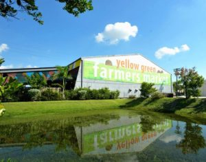 Yellow Green Farmers Market – Um incubador culinário para pequenos empresários