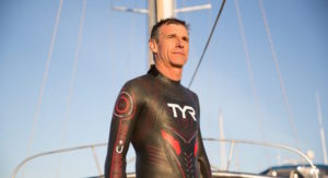 Nadador francês inicia travessia entre Japão e EUA