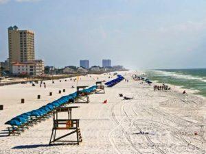 Autoridades alertam para a presença de piolhos do mar em praias do noroeste da Flórida