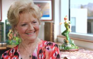 Entrevista Exclusiva com Kathryn Beaumont, a Wendy do filme Peter Pan