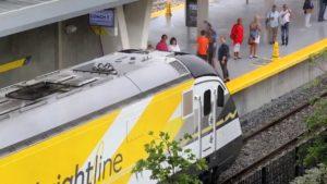 Brightline expande horários nas principais cidades do sul da Flórida