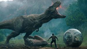 Estreias da semana: Jurassic World – Fallen Kingdom