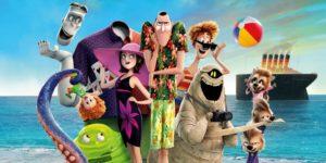 Hotel Transylvania 3: Summer Vacation é o destaque dos lançamentos da semana