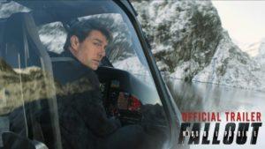 Mission: Impossible – Fallout entre as estreias da semana