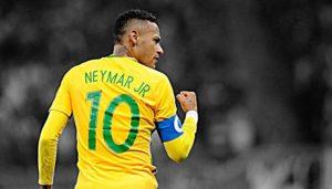 Neymar Jr é homenageado em canção de Jair Oliveira