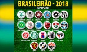 O retorno do Brasileirão começa com tudo no PFC