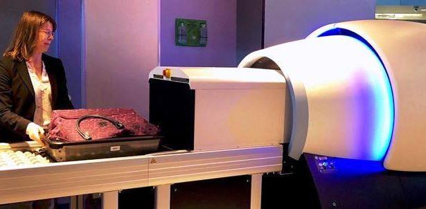 Resultado de imagem para scanners 3d bagagem