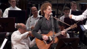 Nando Reis com Orquestra Sinfônica