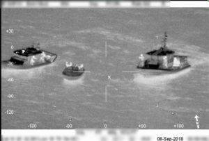 Autoridades prendem 11 imigrantes na costa de Boca Raton