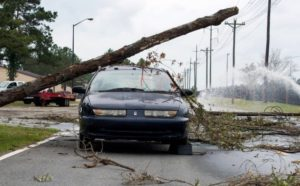 Florence provoca mortes em sua passagem pela Carolina do Norte