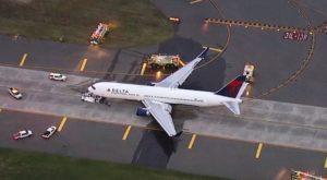 Avião vindo de São Paulo faz pouso de emergência em NY