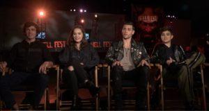 Elenco do filme HELL FEST conta qual foi o momento mais assustador no set