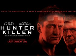 """Estreias da Semana: Suspense """"Hunter Killer"""" é um dos destaques"""