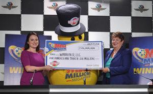 Mega Millions acumula e prêmio chega a $900 milhões