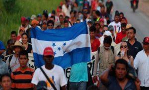 Após ameaça de Trump, América Central tenta parar caravana de migrantes