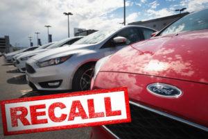 Ford faz 'recall' de 1,5 milhões de carros do modelo Focus