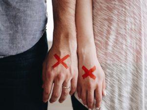 Dificuldades no Relacionamento Conjugal