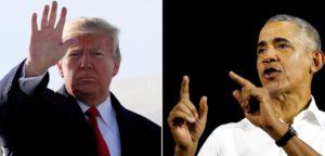 Trump e Obama percorrem os EUA em reta final das eleições legislativas