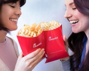 Chick-fil-A a um passo de se tornar a terceira maior rede de fast food dos EUA