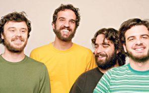 Los Hermanos anuncia nova turnê