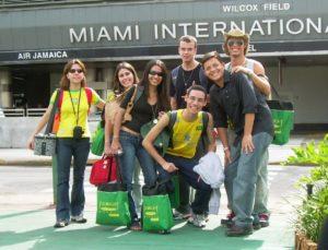 Turismo de brasileiros para Miami volta a crescer