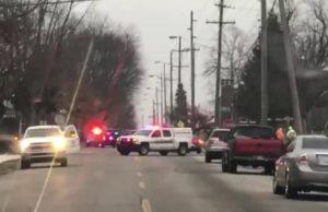 Adolescente tenta provocar tiroteio em escola de Indiana