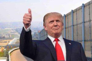 Veterano da Flórida arrecada milhões em campanha para muro na fronteira