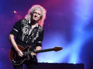 Ex-Queen Brian May lança faixa inédita