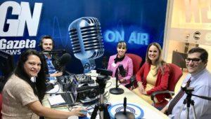 Escola Bilíngue é destaque na Rádio Gazeta