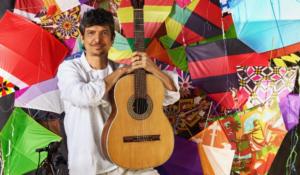 Pedro Luís homenageia Luiz Melodia