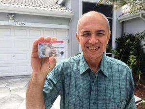 Amilcar Rodrigues Coelho, 65 anos, obteve o green card em 2017 como investidor em Orlando.