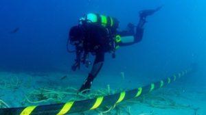 Novo cabo submarino vai aumentar conexão do Brasil com a Europa