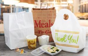 Senador da FL quer proibir uso de sacolas em restaurantes e supermercados que vendem comida