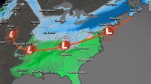 Novas tempestades de inverno atingem nordeste e centro-oeste dos EUA
