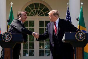EUA negam apoio para entrada do Brasil na OCDE