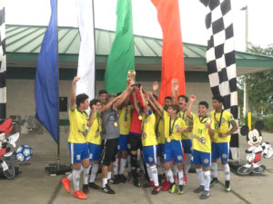 Brazil Soccer Academy prepara atletas para atuação na Europa
