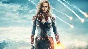 """""""Captain Marvel"""" estreia esta semana no cinema"""