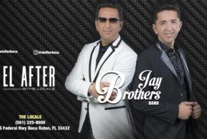 Jay Brothers Band em Boca Raton