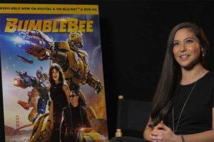 """Confira a entrevista exclusiva com a roteirista de """"Bumblebee"""""""