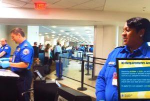 TSA permite carteiras de motorista expiradas para embarque doméstico