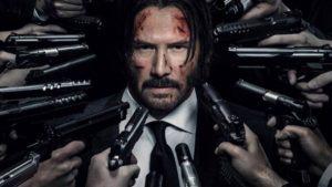 "Keanu Reeves está de volta ""John Wick: Chapter 3"""