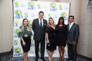 Coquetel do CCB em Fort Lauderdale