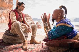 """O esperado """"Aladdin"""" estreia sexta-feira"""