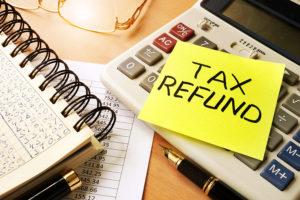 Qual o destino do reembolso do imposto de renda?