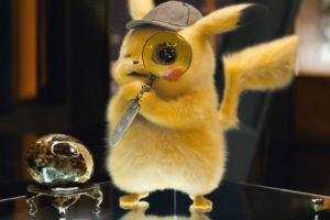 """""""Pokémon Detective Pikachu"""" nas telonas"""