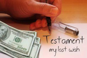 Conheça os 5 pontos importantes de um testamento