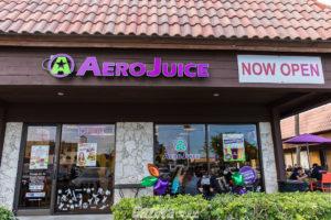 AeroJuice inaugura mais uma loja em Pompano Beach