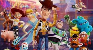 """""""Toy Story 4"""" estreia esta semana"""