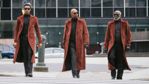 "Jessie T. Usher e Richard Roundtree falam sobre ""Shaft"" – EXCLUSIVO"