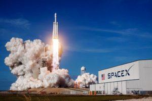 SpaceX vai lançar foguete para o Departamento de Defesa em Cabo Canaveral (FL)